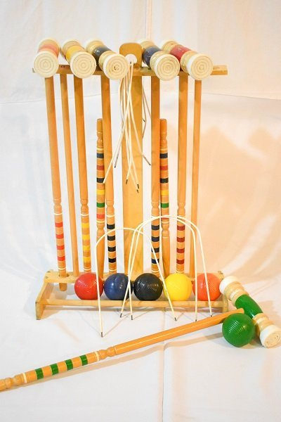 Croquet Set For Rent