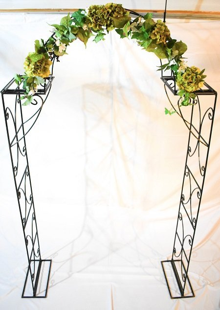 Large Rustic Arch