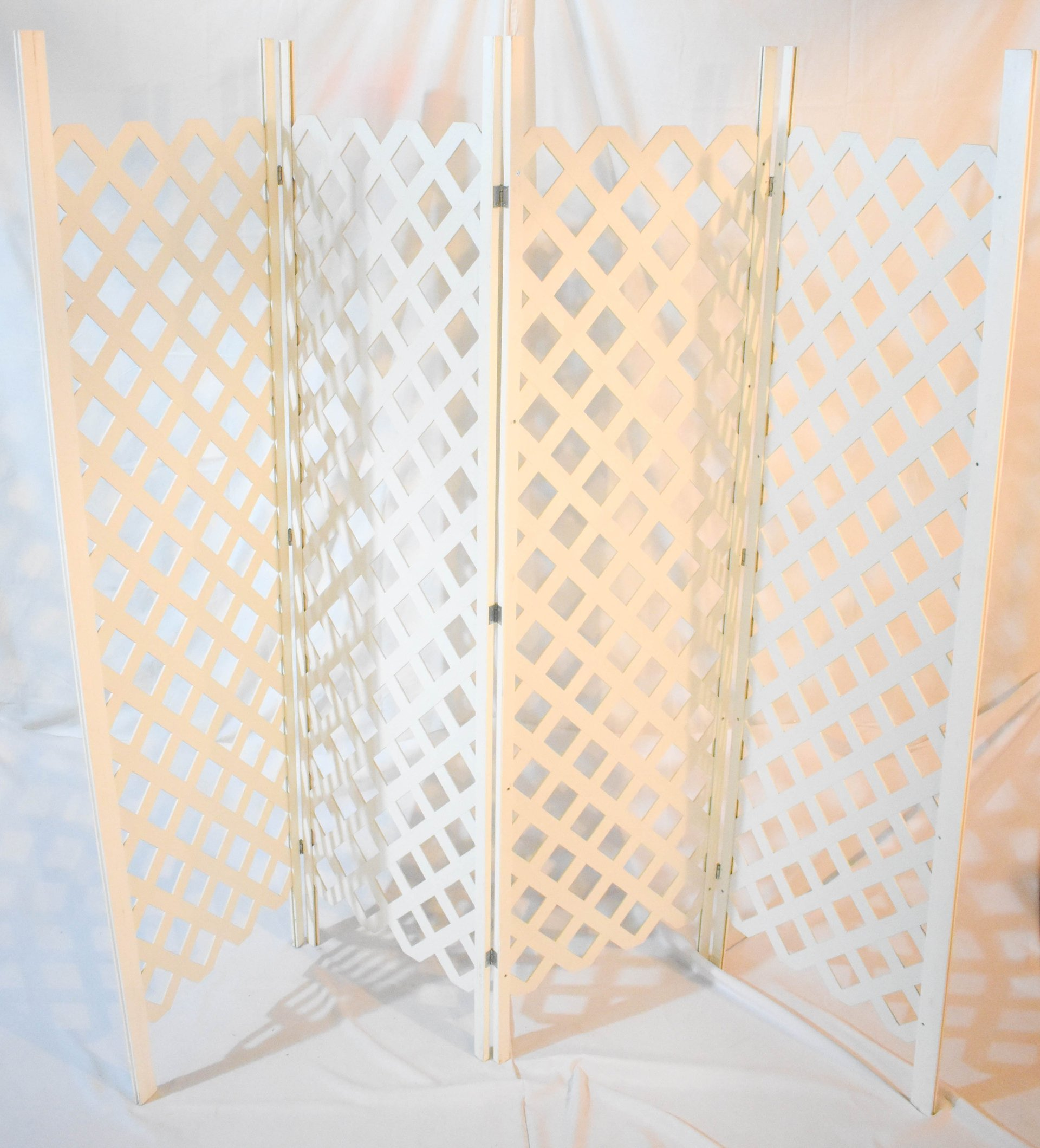 Tall Lattice Screen