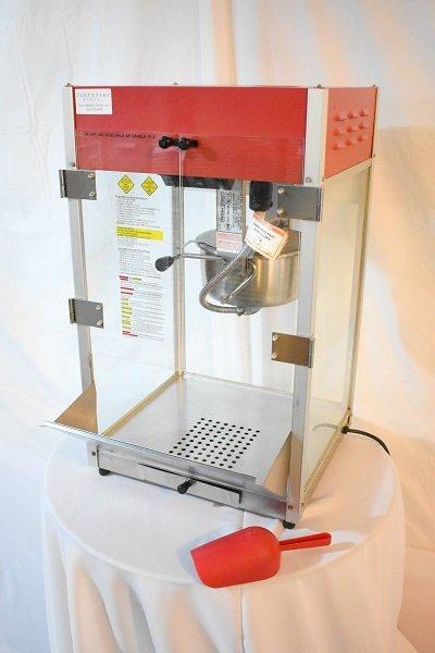 popcorn machine rental mn
