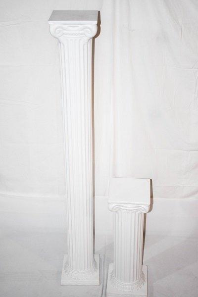 Roman Columns for Rent