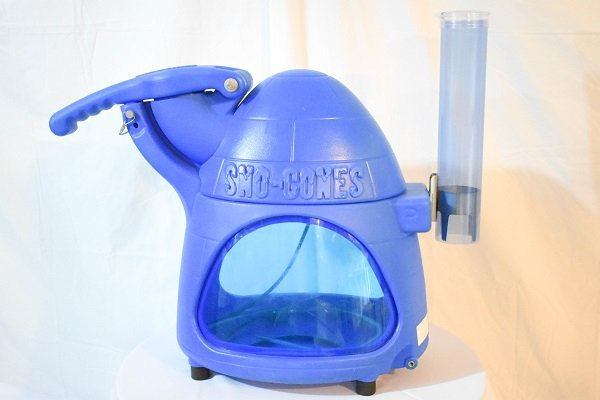 Sno-Cone Igloo Machine