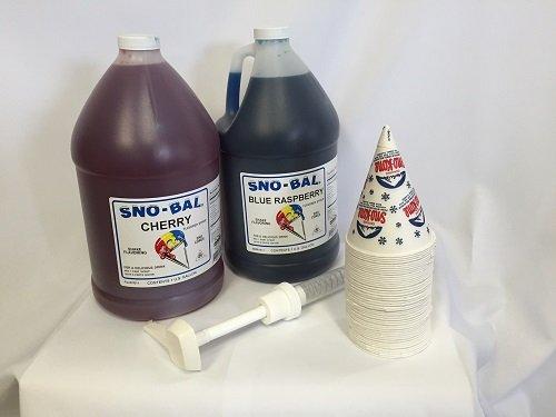 Sno-Cone Syrup