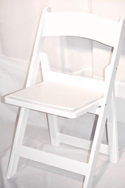 White Garden / Wedding Chair