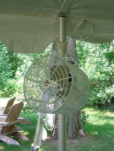 Canopy Fan