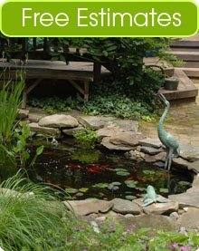 Landscaping - Glasco, NY - Martino's Landscaping & Excavation - Pond - Free Estimates