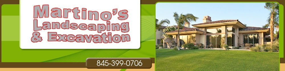 Landscaping Glasco Ny Martino S Landscaping Excavation
