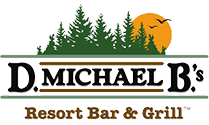 D. Michael B's Resort, Bar & Grill - Logo