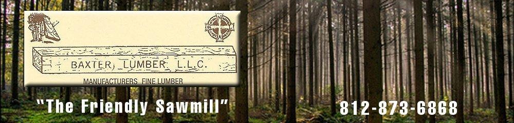 Fine Lumber Manufacturer - Deputy, IN - Baxter Lumber LLC