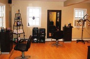 Salon facility