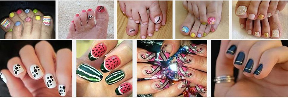 Nail Art | Branford, CT | Salon Viziato | 203-433-4090