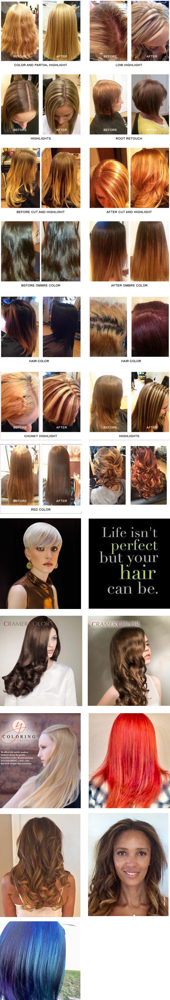 Hair Color | Branford, CT | Salon Viziato | 203-433-4090