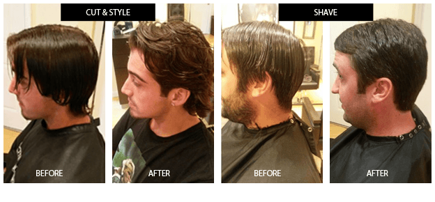 Men's Hair | Branford, CT | Salon Viziato | 203-433-4090
