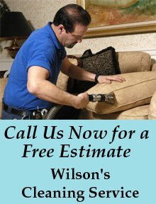 Cleaning - Great Bend, KS - Wilson's Cleaning Service