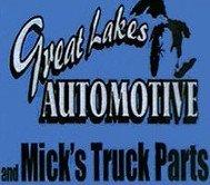 Mick's Truck Service Logo