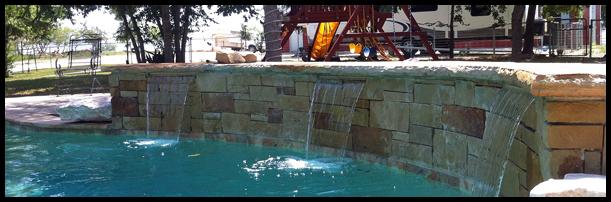 Pool maintenance | Salado, TX | Chick Landscaping, Inc. | 254-913-1652