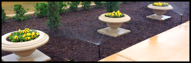 Irrigation | Salado, TX | Chick Landscaping, Inc. | 254-913-1652