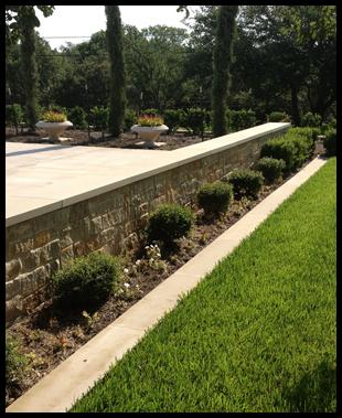 Grass maintenance | Salado, TX | Chick Landscaping, Inc. | 254-913-1652