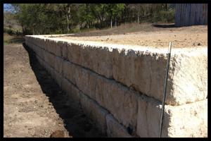 Rockwork services | Salado, TX | Chick Landscaping, Inc. | 254-913-1652