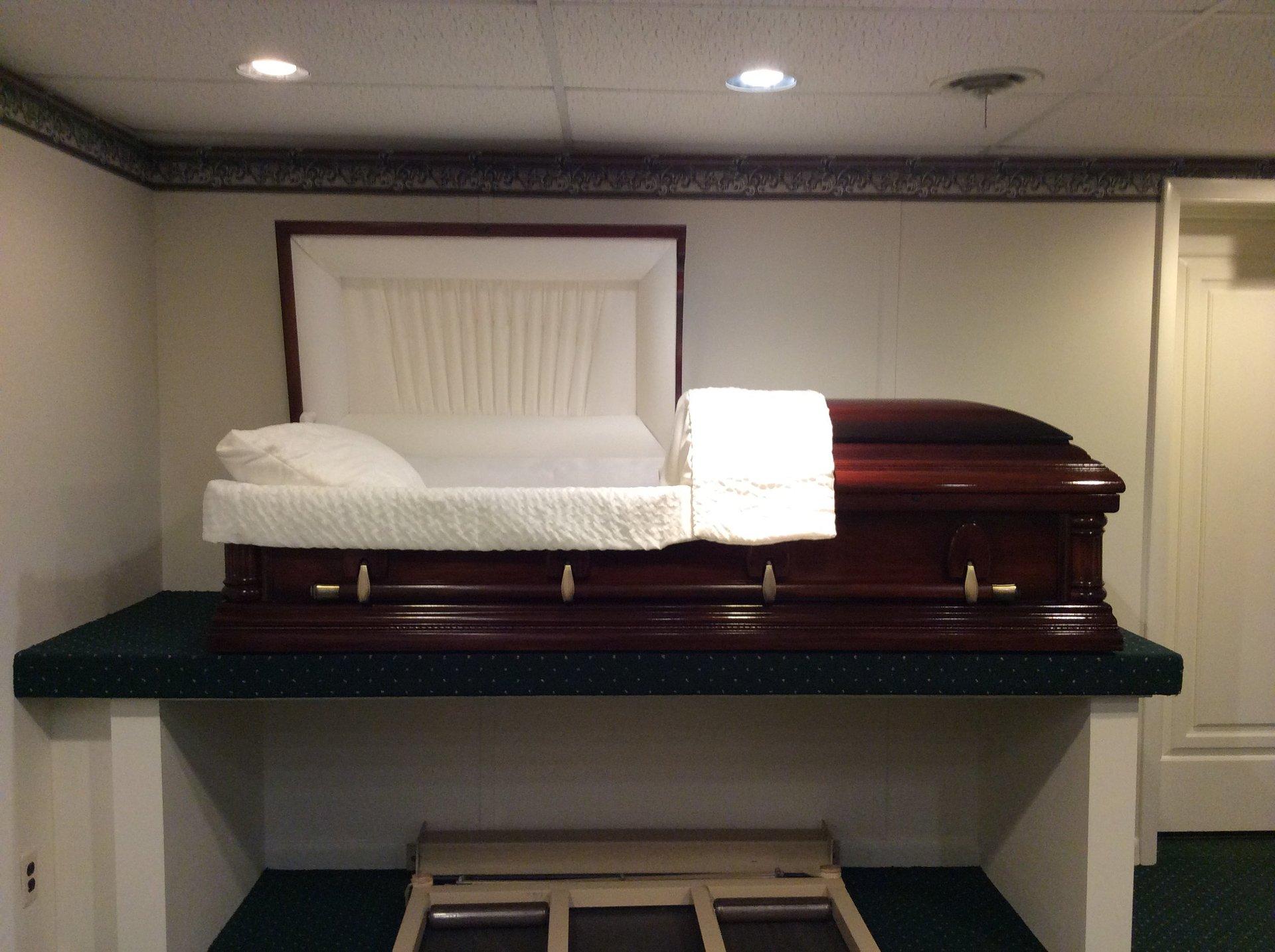 funeral box