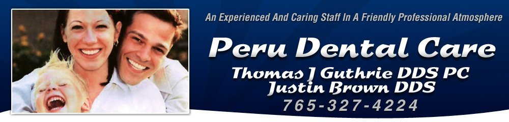 Dentists Peru, IN ( Indiana ) - Guthrie Thomas J DDS PC