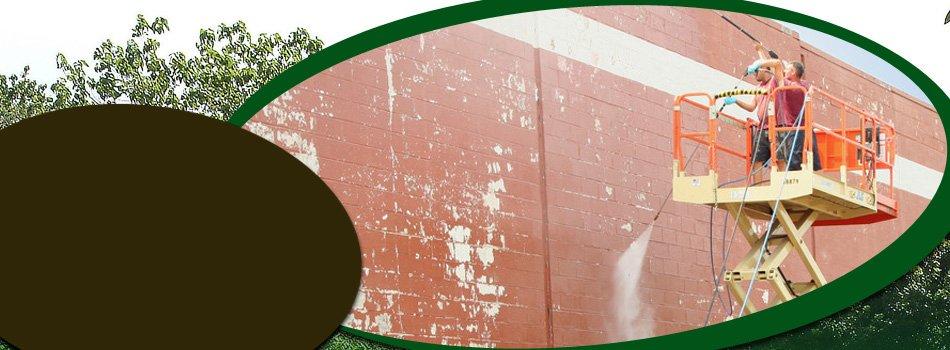 Power Washing | Garden City Park, NY | Four Seasons Landscaping | 516-248-4539