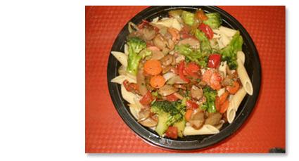 Pasta Entrees Baked Pasta Side Dishes - New Rochelle, NY - Terranova Brick Oven Pizzeria & Restaurant