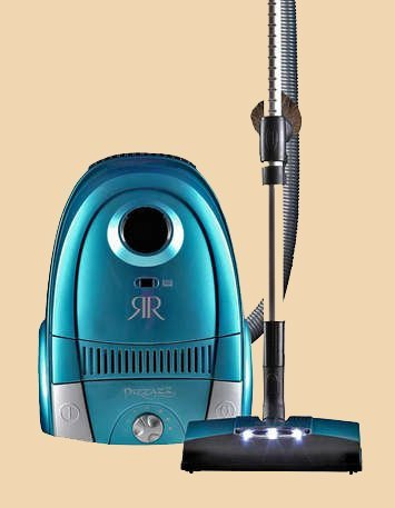 Pizzazz Canister Vacuum Cleaner