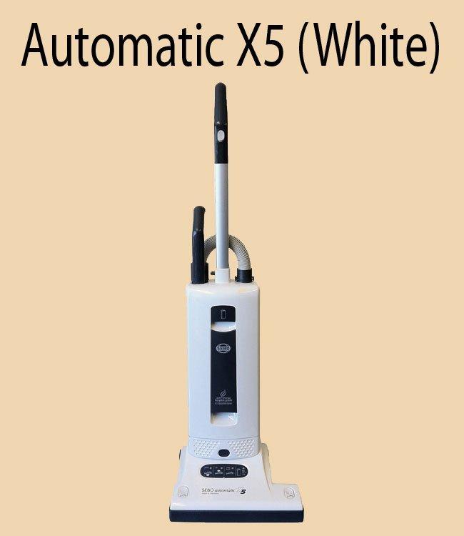 Automatic X5 (white)
