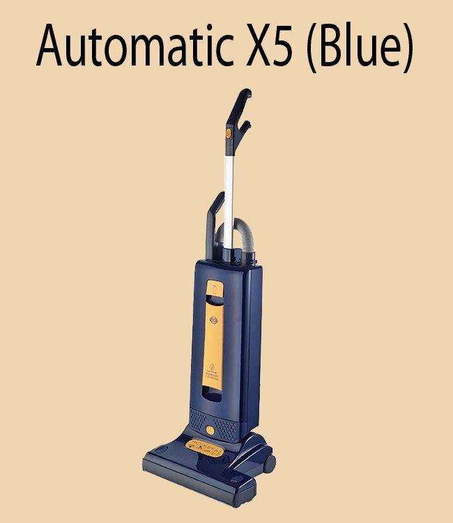 Automatic X5 (Blue)