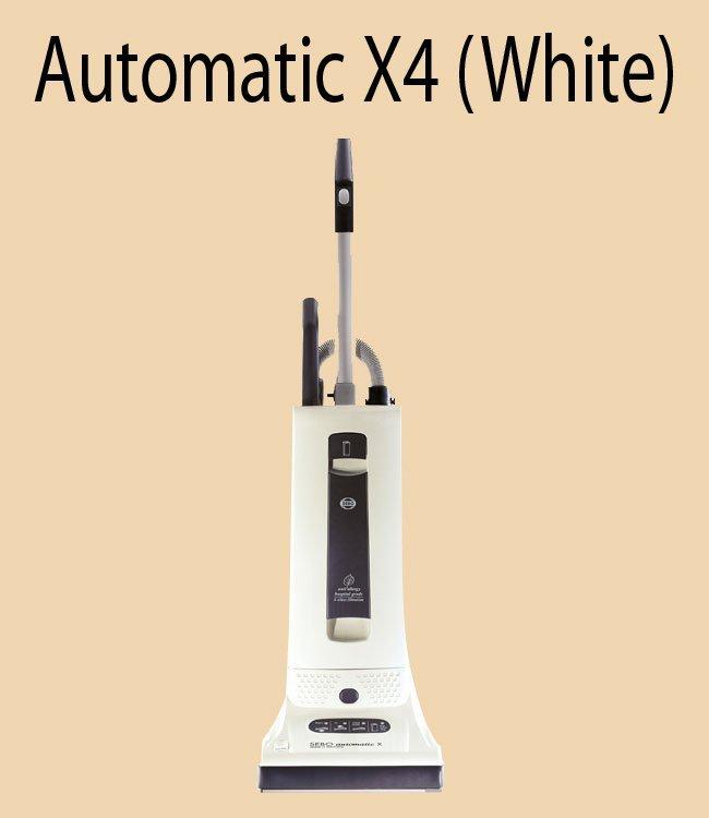 Automatic X4 (white)