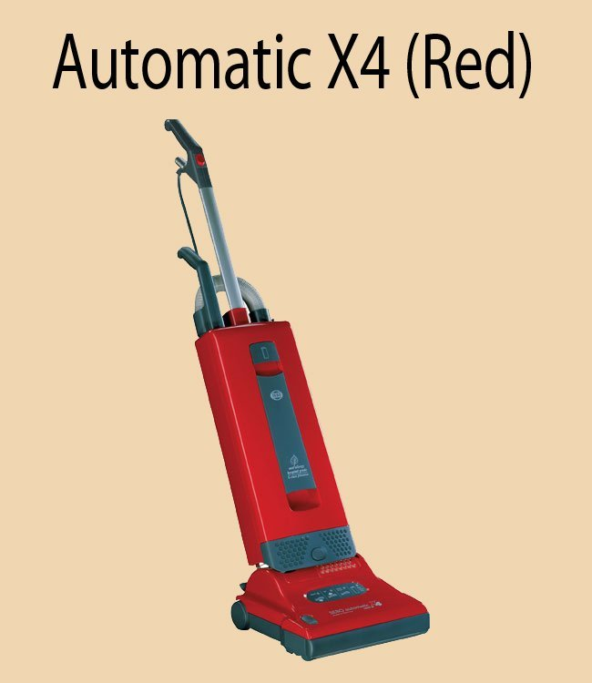 Automatic X4 (Red)
