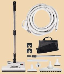 Stealth Central Vacuum Attachment Kit