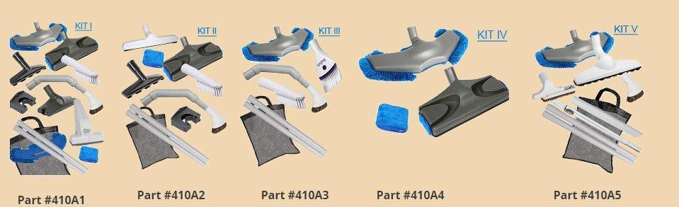 Maximum Cleaning Accessory Kits