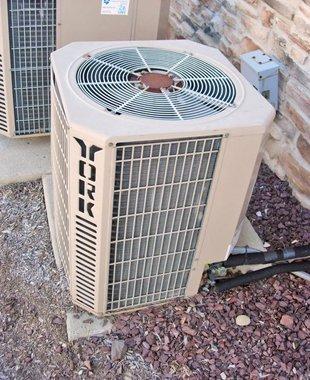 HVAC unit outdoor