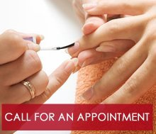 Nail Salon - Vacaville, CA - Nails-4-U - manicure - Call for an appointment