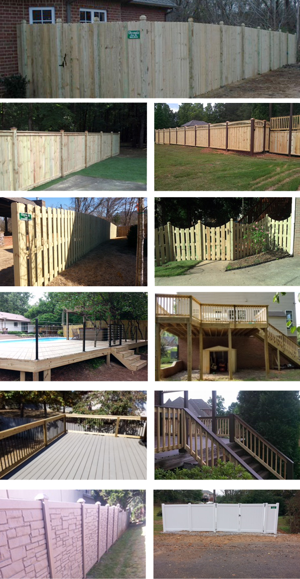 PVC Fencing | Alabaster, AL | Olympic Fence, Inc. | 205-663-4632