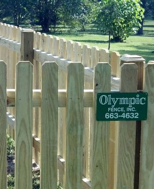 Ornamental Fencing | Alabaster, AL | Olympic Fence, Inc. | 205-663-4632