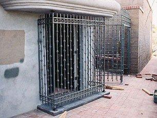 Security welding