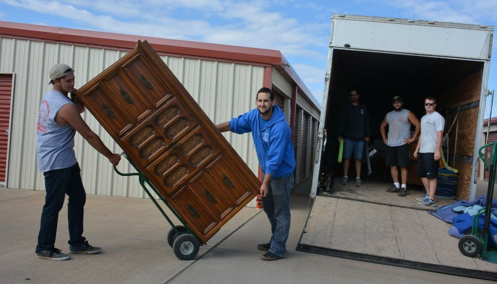 Moving And Storage Facility Lubbock Tx Moving Trucks