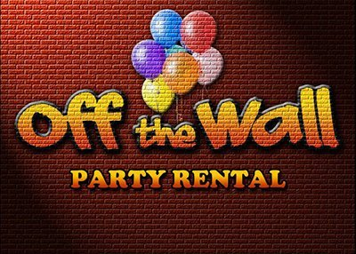 Off the Wall Party Rentals logo