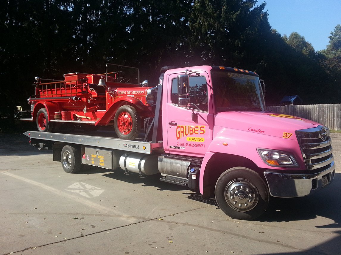 grube towing