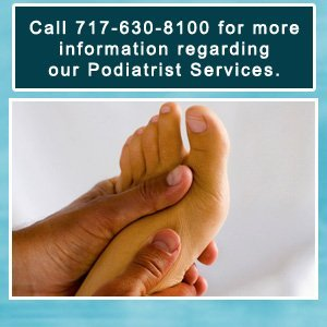Podiatrist  - Hanover, PA  - Cherry Tree Foot & Ankle Specialists PC - Call 717-630-8100 for more information regarding our Podiatrist Services.