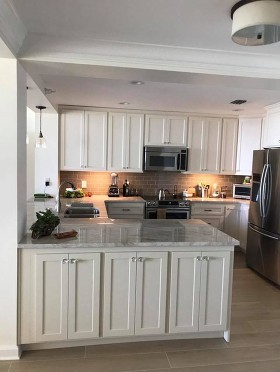 Kitchen Cabinetry Kitchen Storage Panama City Fl