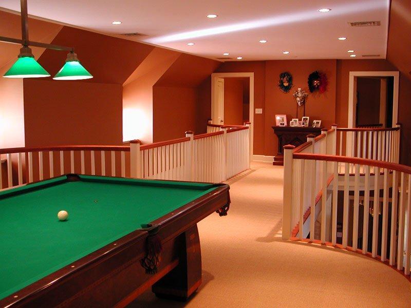 Second Floor Game Room