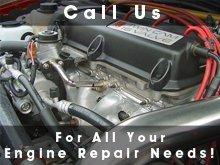 Auto Repair - Winder,GA - Craig Conner - Auto Repair - Call Us For All Your Engine Repair Needs!