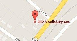 Melanie K Marshall, DDS, MD Oral Surgery & Dental Implants 902 South Salisbury Avenue, Spencer, NC 28159
