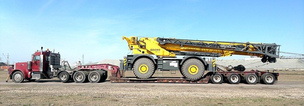 Schaedler Enterprises Inc. - Truck