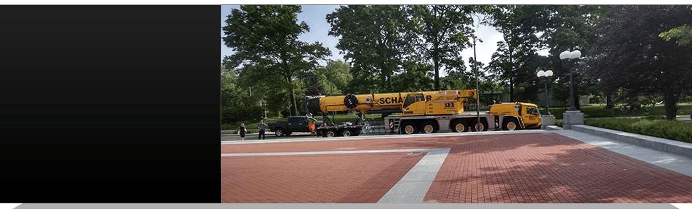 Crane Services   Toledo, OH   Schaedler Enterprises Inc.   419-727-9930