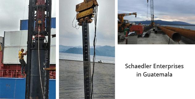 Schaedler Enterprises in Guatemala